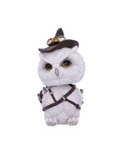 Feathered Inventor 16cm Owls New in Stock