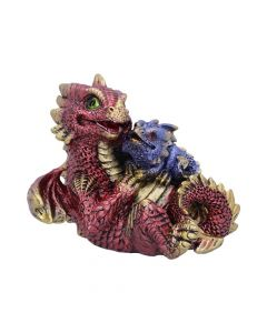 Dragonling Rest (Red) 11.3cm Dragons New in Stock
