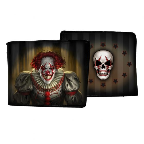 Evil Clown Wallet (JR)