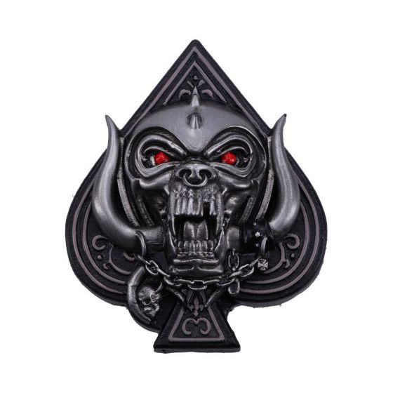 Motorhead Spade Warpig Magnet 6cm Band Licenses New in Stock Artist Collections