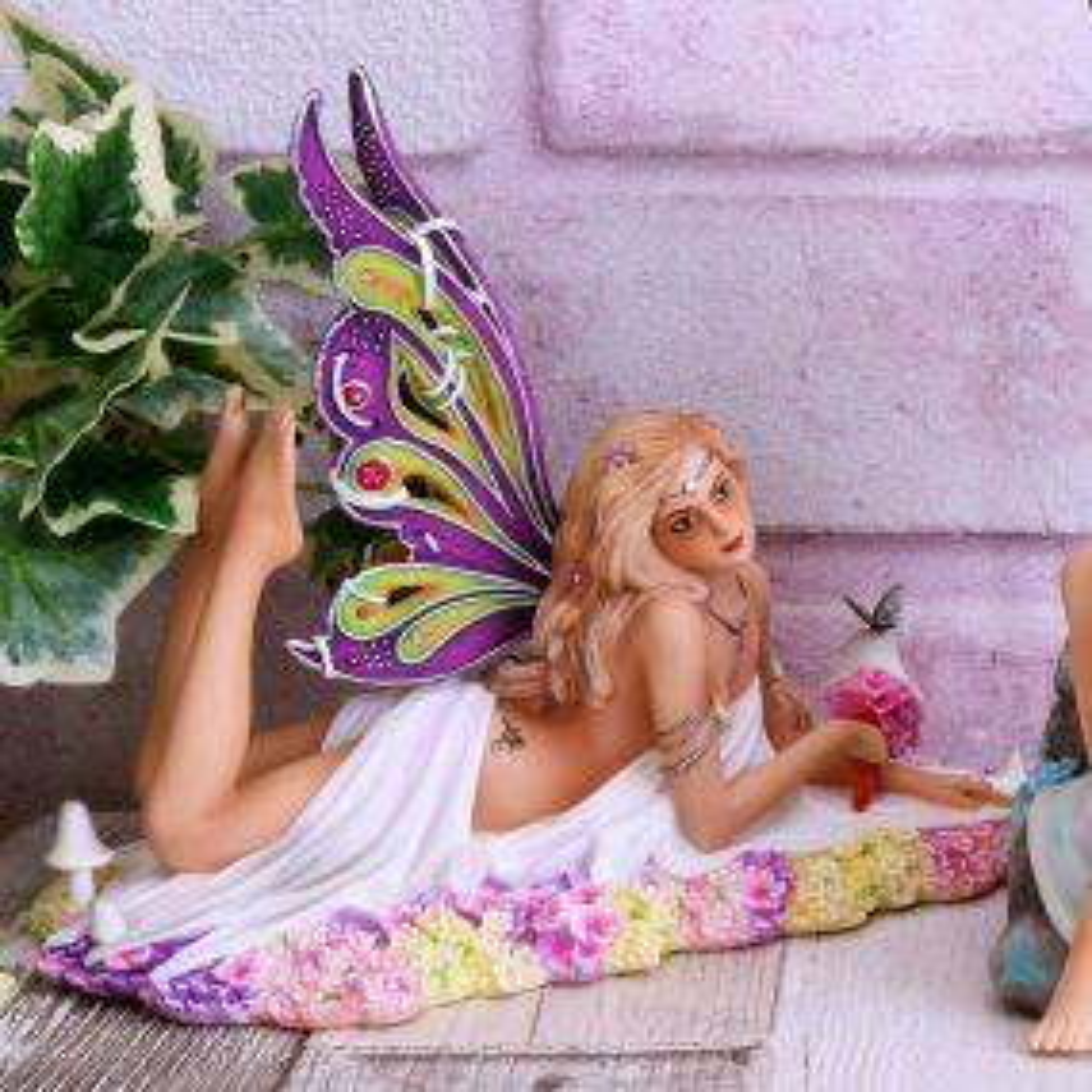 Jewelled Fairy Petalite 15cm