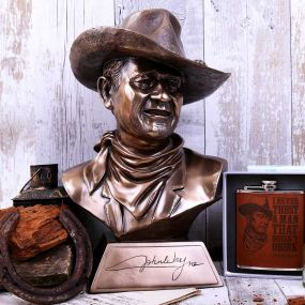 John Wayne Bust 40cm