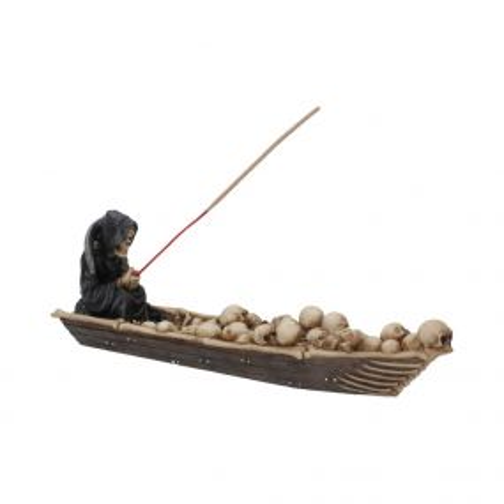 The Ferryman Incense Holder