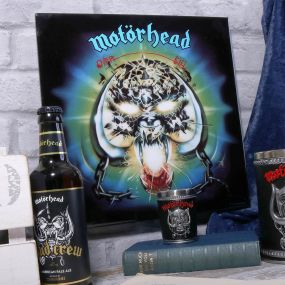Motorhead-Overkill Crystal Clear Picture 32cm