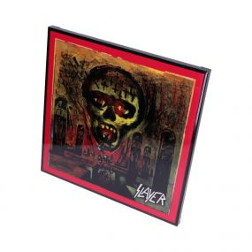 Slayer-Seasons in the Abyss Crystal Clear 32cm