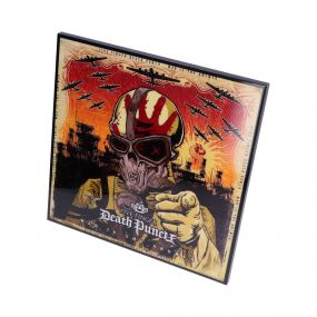 5FDP-War is the Answer Crystal Clear Pic 32cm