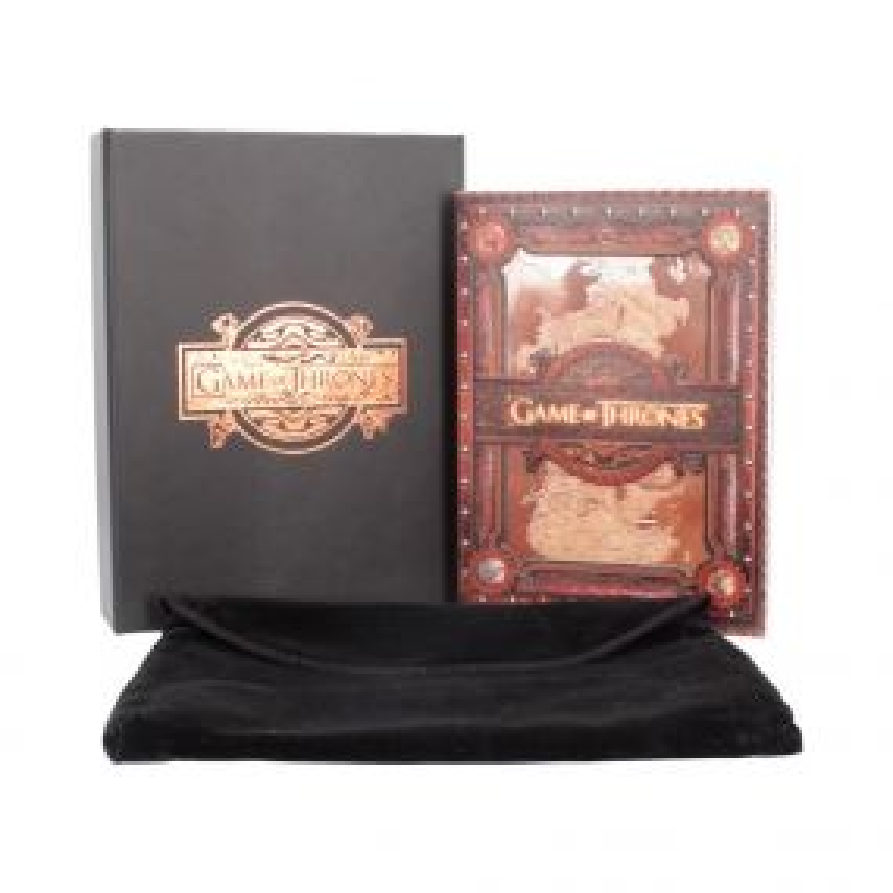 Seven Kingdoms Journal (GOT) small
