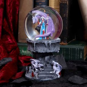 Dragon Mage Snow Globe (AS)