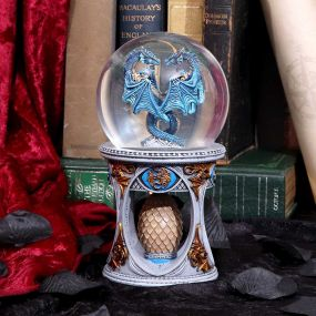 Dragon Heart Snow Globe (AS)