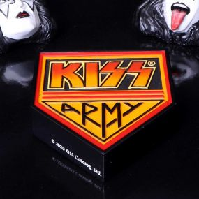 KISS Army Bottle Opener Magnet 8cm