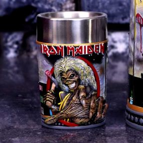 Iron Maiden The Killers Shot Glass 8.5cm
