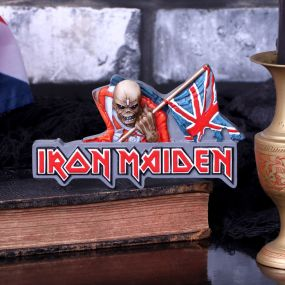 Iron Maiden The Trooper Magnet 10cm