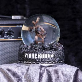 Powerwolf Snow Globe 13cm