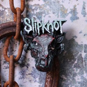 Slipknot Infected Goat Magnet 9cm