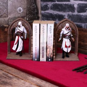 Assassin's Creed Alta‹r and Ezio Bookends 24cm