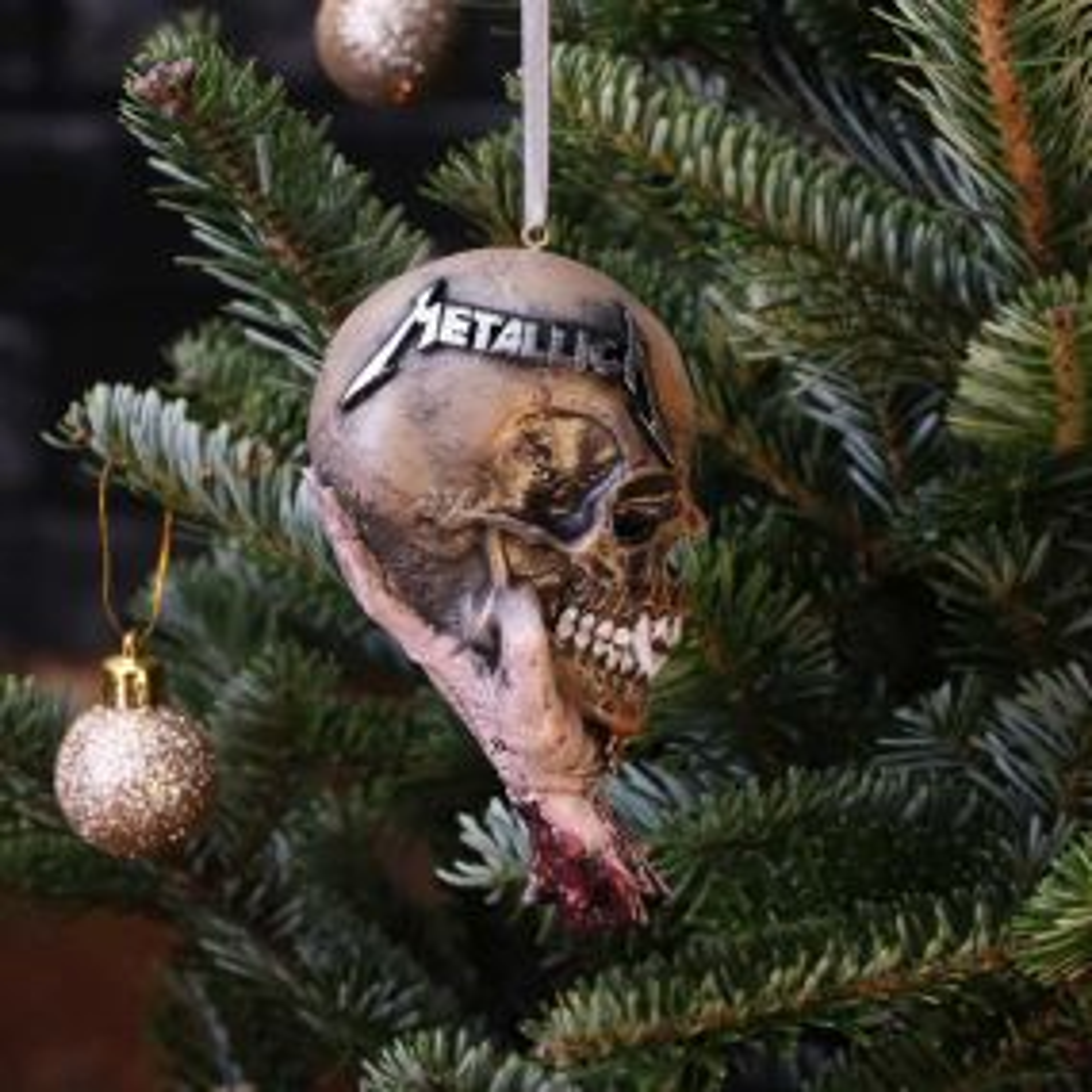 Metallica Sad But True Hanging Ornament 10.8cm