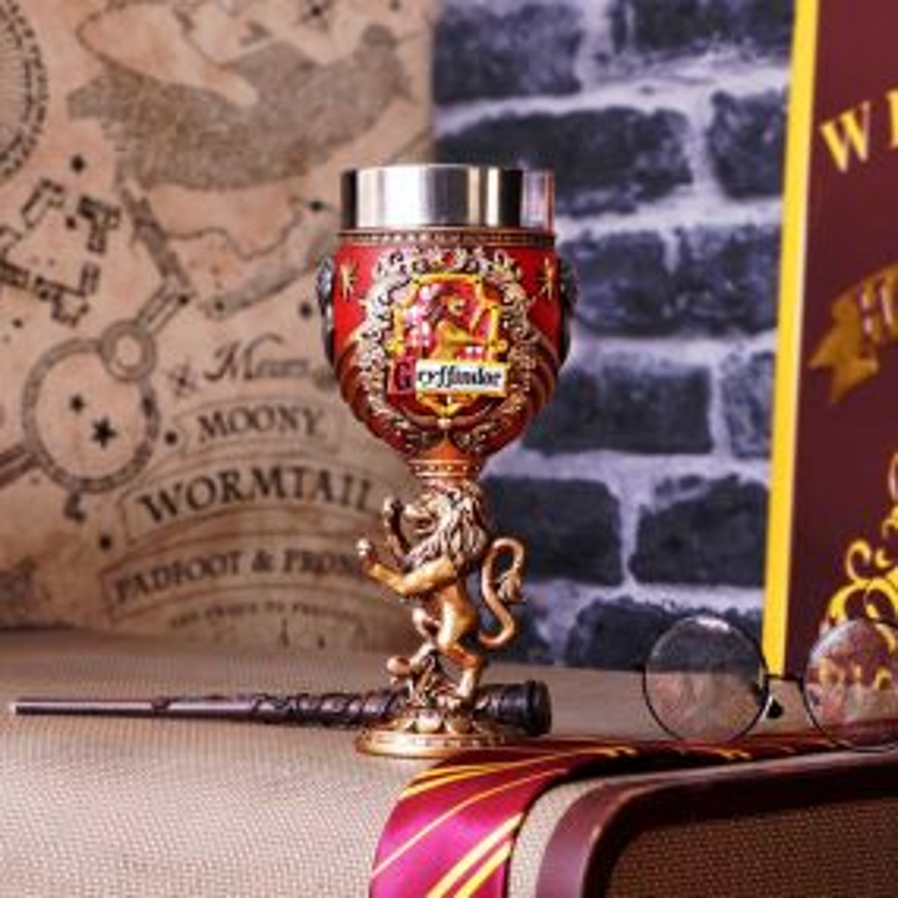 Harry Potter Gryffindor Collectible Goblet 19.5cm