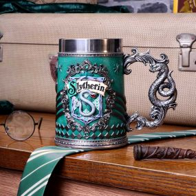 Harry Potter Slytherin Collectible Tankard 15.5cm