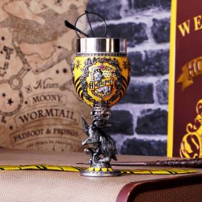 Harry Potter Hufflepuff Collectible Goblet 19.5cm