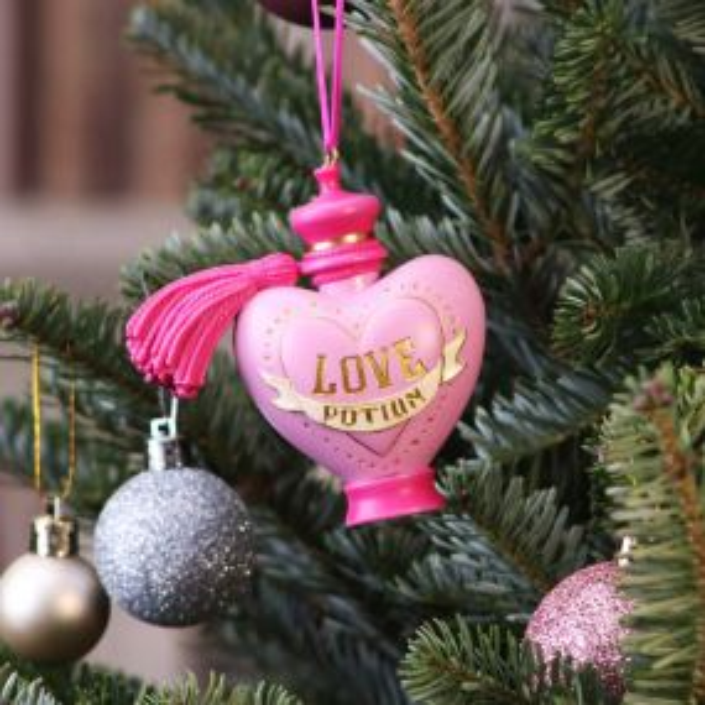 Harry Potter Love Potion Hanging Ornament 9cm
