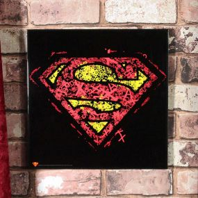 Superman - Crystal Clear Picture 32cm
