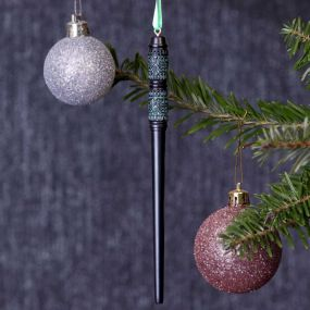 Harry Potter Snape's Wand Hanging Ornament 15.5cm
