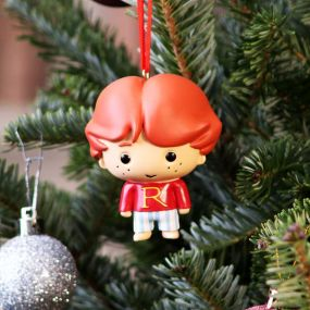 Harry Potter - Ron Hanging Ornament 7.5cm