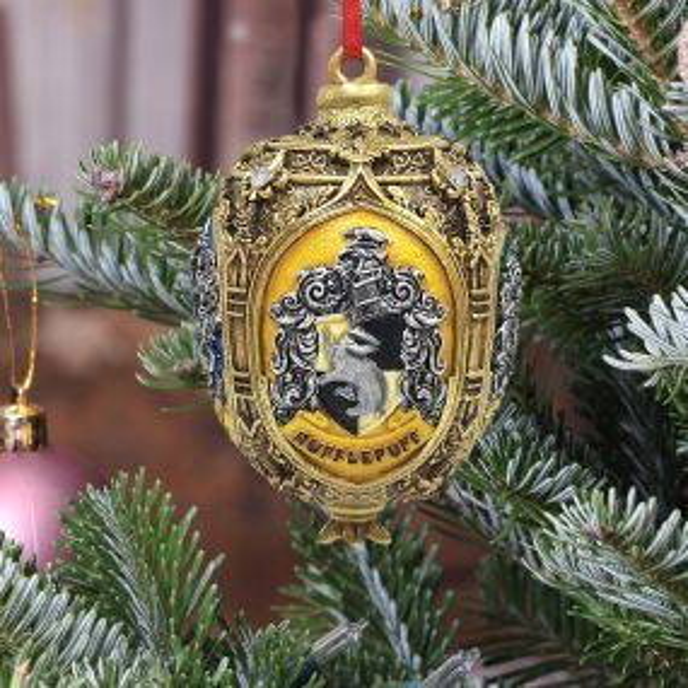 Harry Potter Four House Hanging Ornament 9.5cm