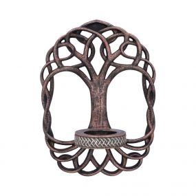 Tree of Life Candle Holder 26cm