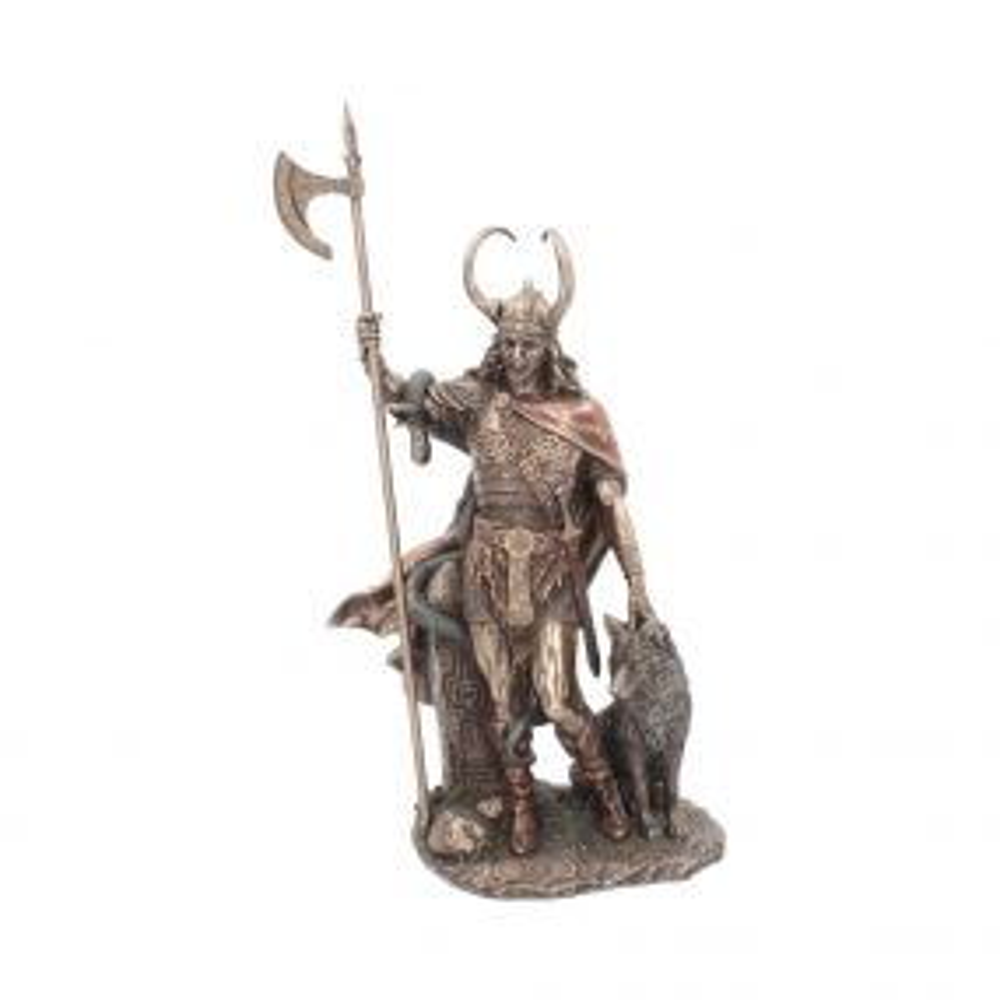 Loki-Norse Trickster God 35cm