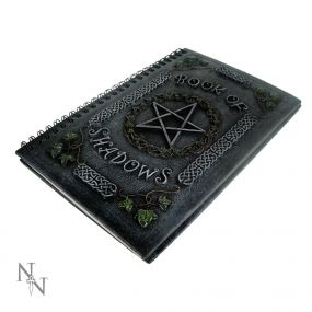 Ivy Book Of Shadows (22cm)