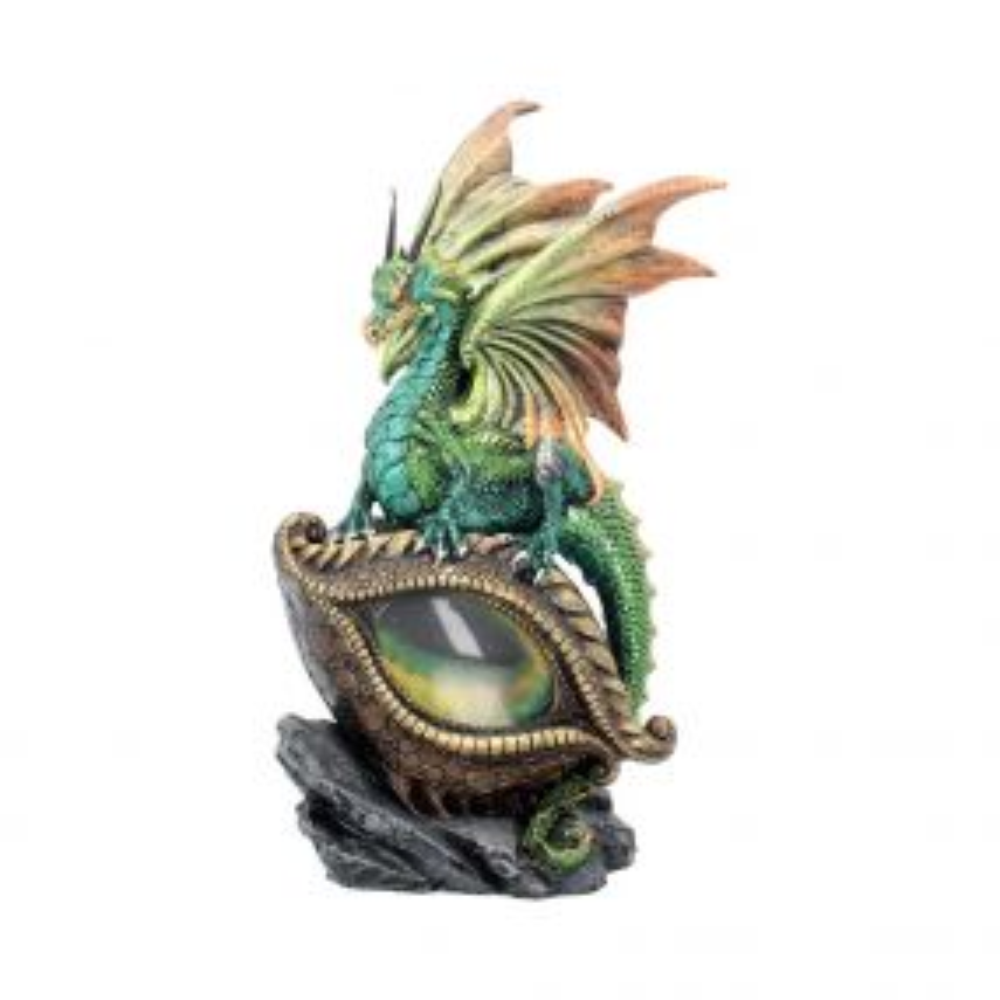Eye Of The Dragon Green 21cm