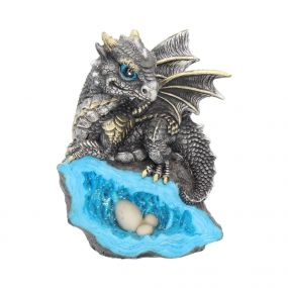 Nest Guardian (Blue) 13cm