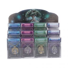 Tree of Life Necklaces (Display of 12)