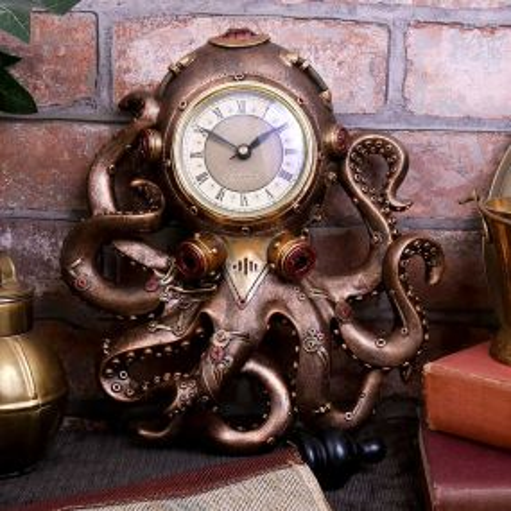 Octoclock 26cm