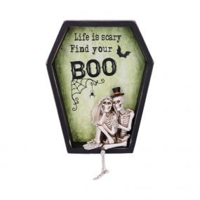 Life is Scary Find Your Boo 31.3cm