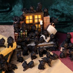 The Witches Litter 24.8cm (Display of 36)
