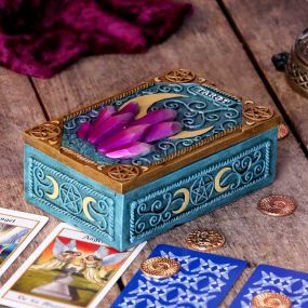 Crystalline Tarot Box 14.4cm