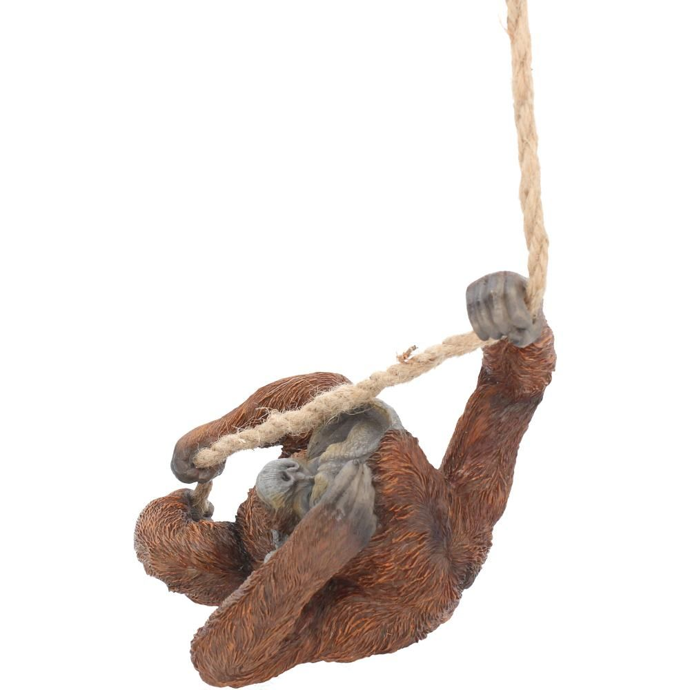 Cheeky chap Orangutan figurine