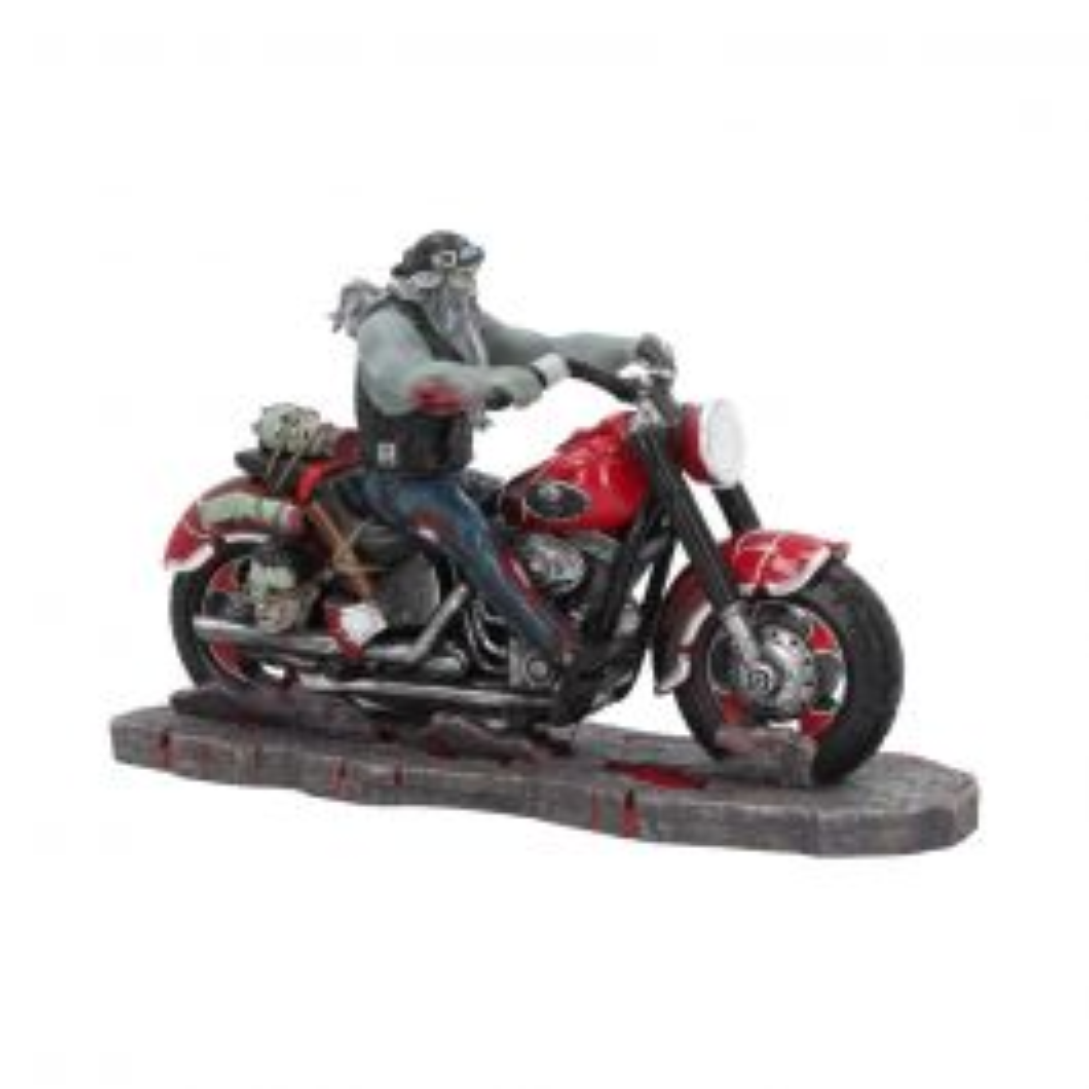 Nemesis Now The Devil/'s Road 20 cm MOTARD MOTO JR Figurine Ornement