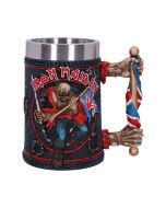 Iron Maiden Tankard 14cm Band Licenses In Demand Licenses Artist Collections