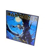 IronMaiden-Fear of the Dark Crystal Clear 32cm Band Licenses Iron Maiden Artist Collections