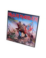 Iron Maiden-The Trooper Crystal Clear Pic 32cm Band Licenses Iron Maiden Artist Collections