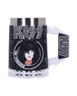 KISS Glam Range The Starchild Tankard 15.5cm Band Licenses Coming Soon Artist Collections