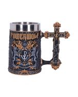 Powerwolf Metal is Religion Tankard 17.5cm Band Licenses New in Stock Artist Collections