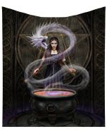 The Summoning Throw (AS) 160cm Fantasy New Products Artist Collections