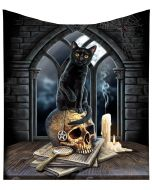 Spirits of Salem Throw (LP) 160cm Cats New Products Artist Collections
