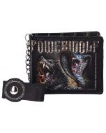 Powerwolf Wallet Band Licenses New in Stock Artist Collections