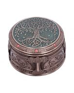 Tree of Life Box 10cm Witchcraft & Wiccan Wiccan & Witchcraft