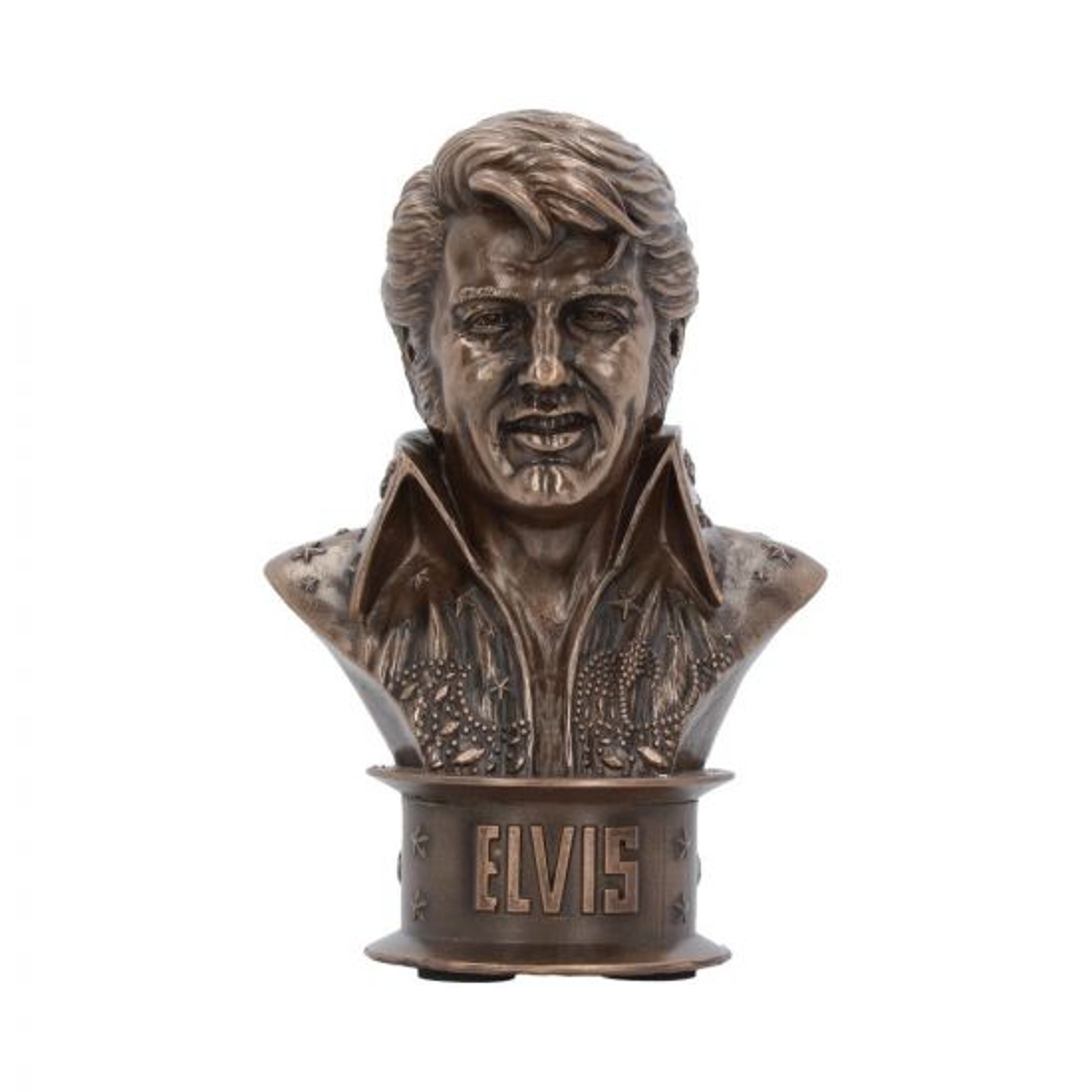 Elvis Bust (Small) 18cm